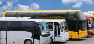 Geld sparen durch Busreisen